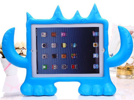 EVA Rugged Foam Case Kids Friendly Protective Cover w/Handle Stand for iPad 2 3 4