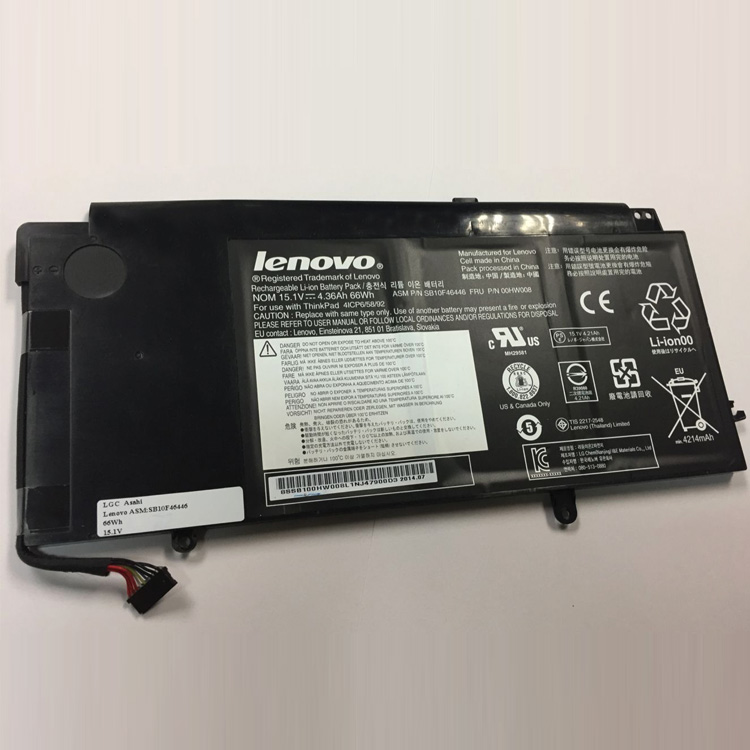 wholesale 00HW008 Laptop Battery