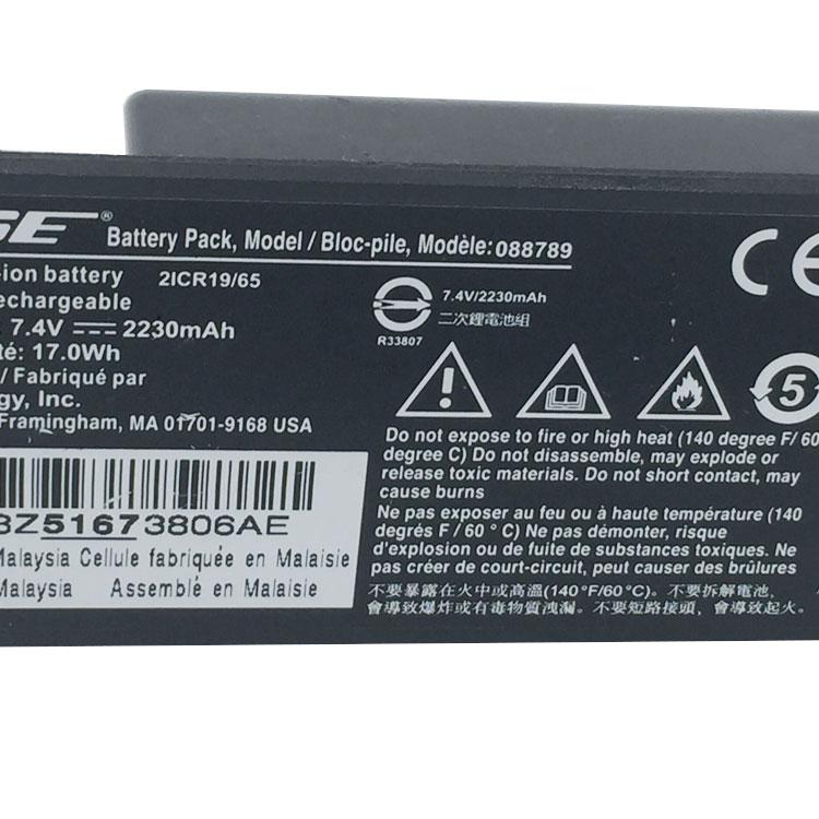 BOSE 088789 battery
