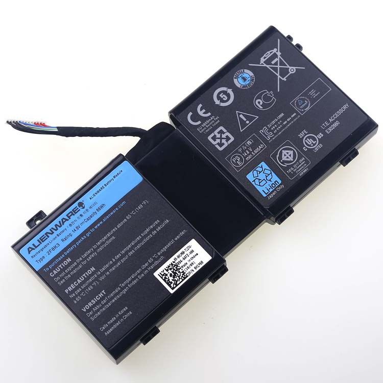 DELL KJ2PX battery