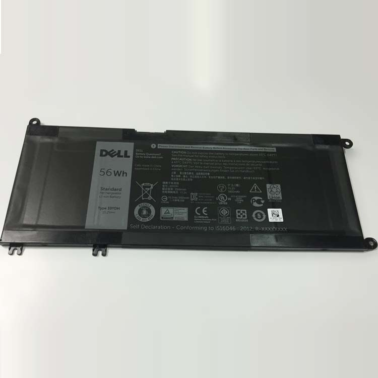 Dell 56wh 33YDH laptop battery