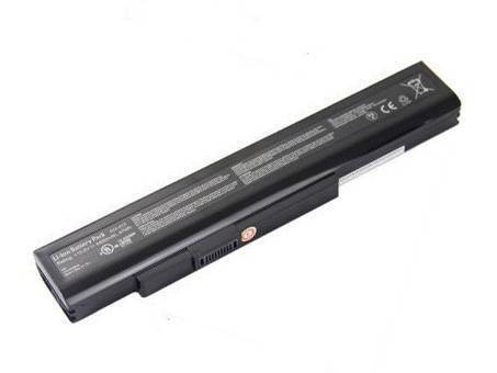 MSI CX640 Series battery