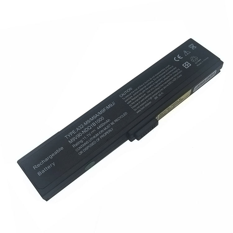 ASUS W7F battery