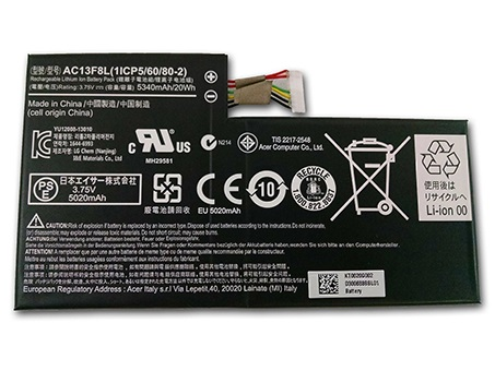 Acer Iconia Tab A1-A laptop battery
