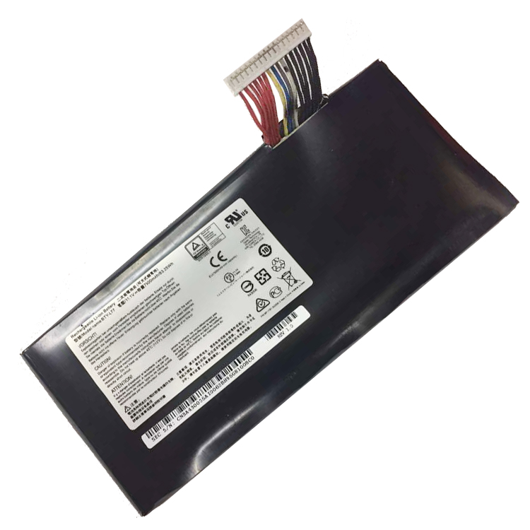 wholesale BTY-L77 Laptop Battery