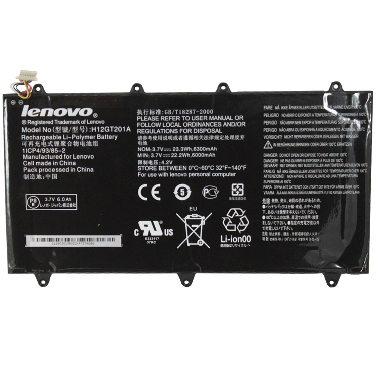 Lenovo IdeaTad A2109 laptop battery