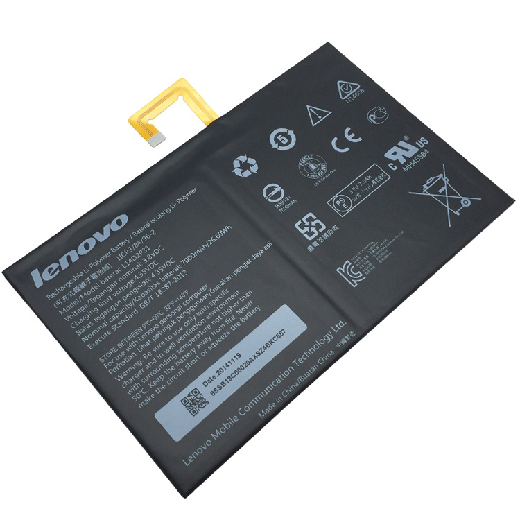 Lenovo IdeaTab A10-7 laptop battery