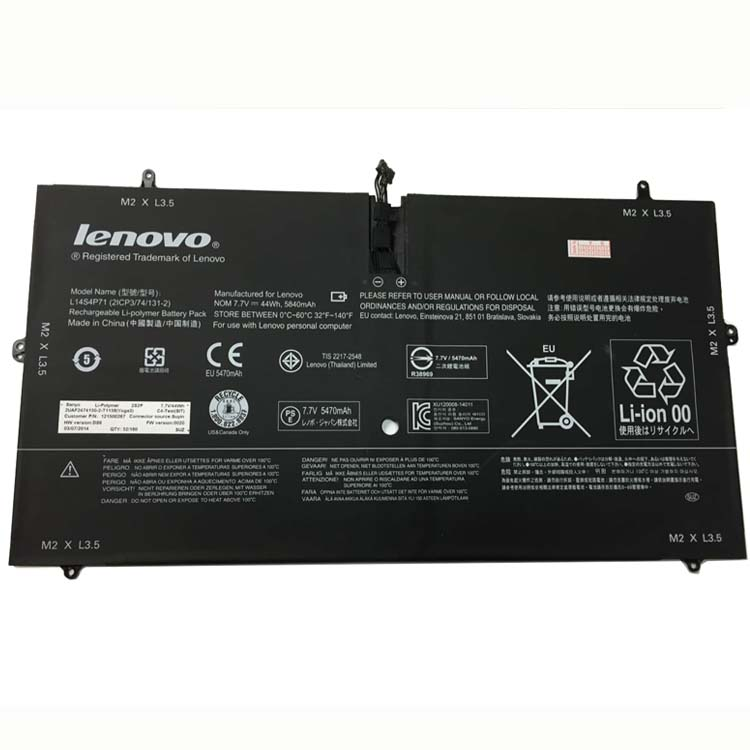 Lenovo Yoga 3 Pro 13 laptop battery