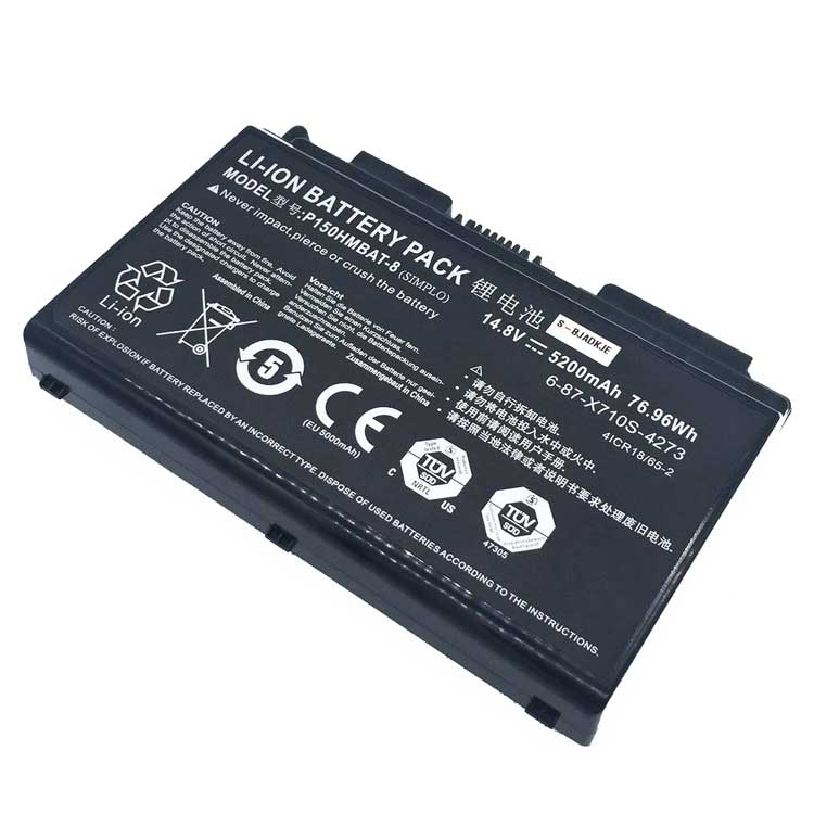 CLEVO 6-87-X710S-4271 battery
