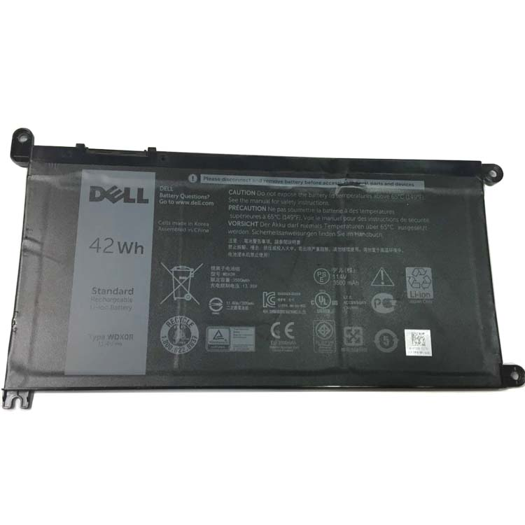 DELL WDXOR battery