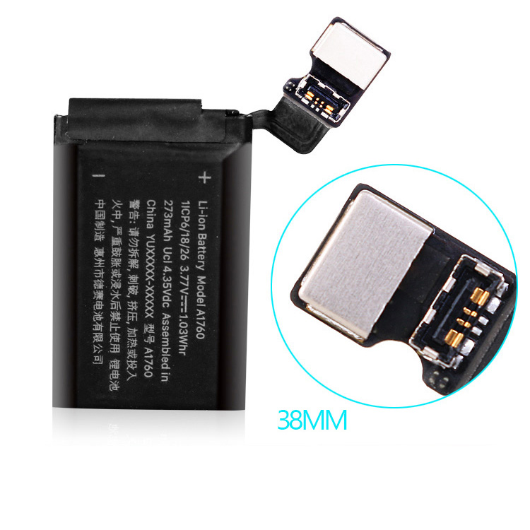 Apple watch iWatch2  laptop battery
