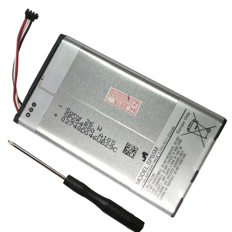 SONY SP65M battery